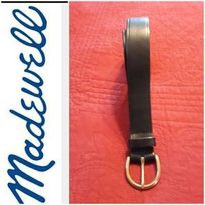 Madewell belt NWOT
